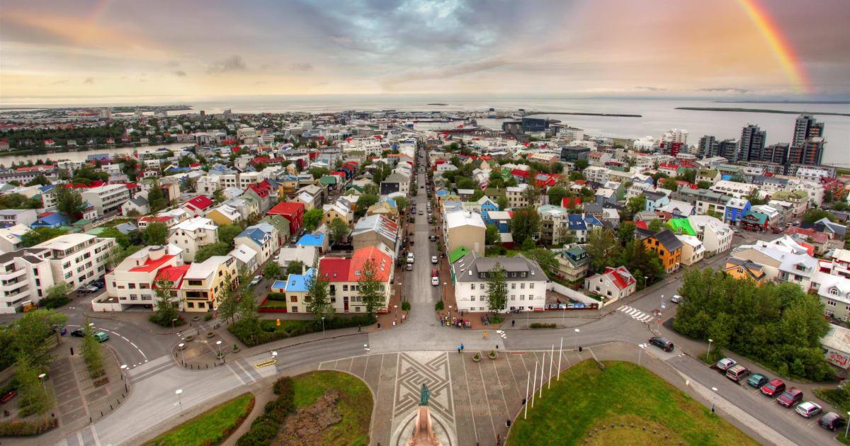 Gunstige Fluge Und Tickets Nach Reykjavik Island Icelandair