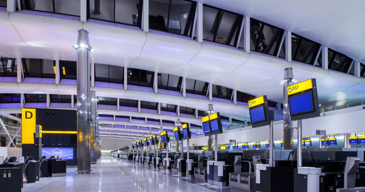 We're moving to Heathrow Terminal 2 | Icelandair  We're movin...