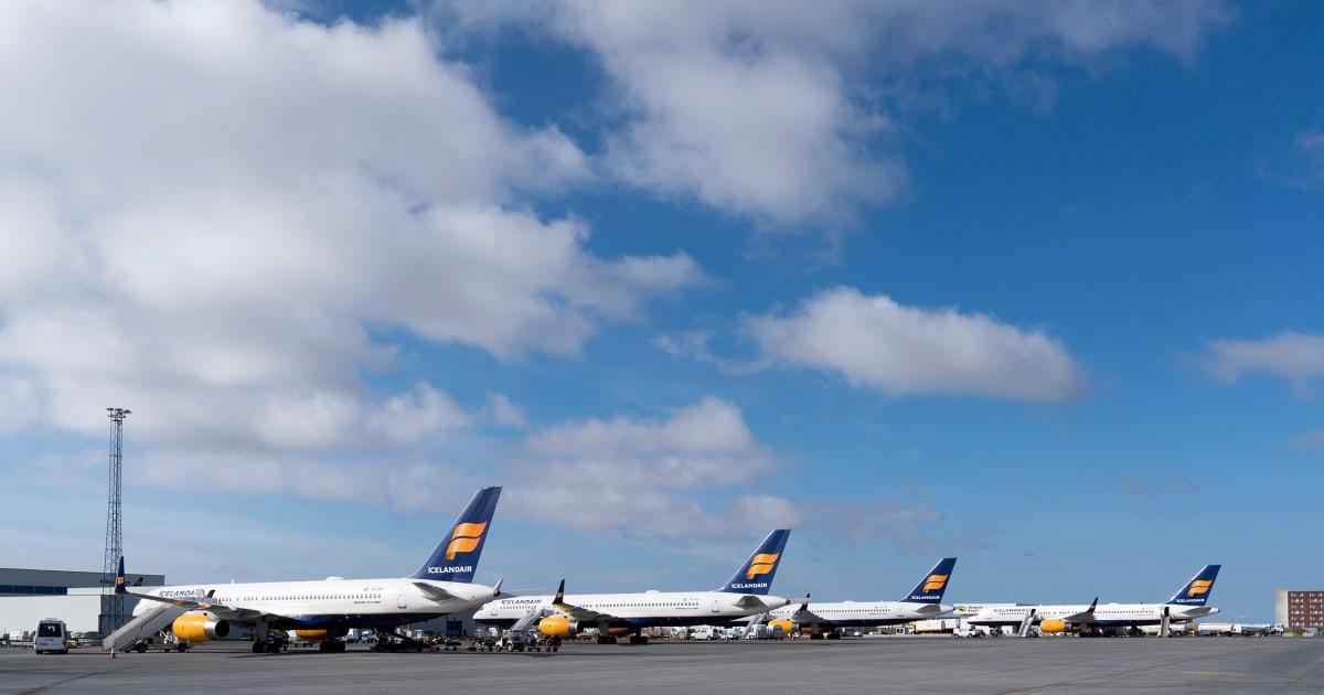 Flight Status | Icelandair