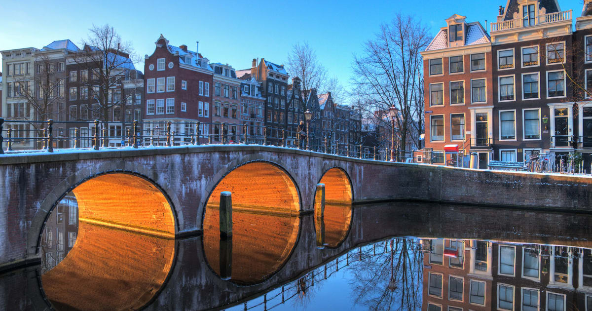 Cheap One Way and Return Flights & Tickets to Amsterdam ...