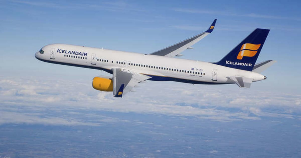 Icelandair Alaska Airlines New Codeshare Agreement Icelandair