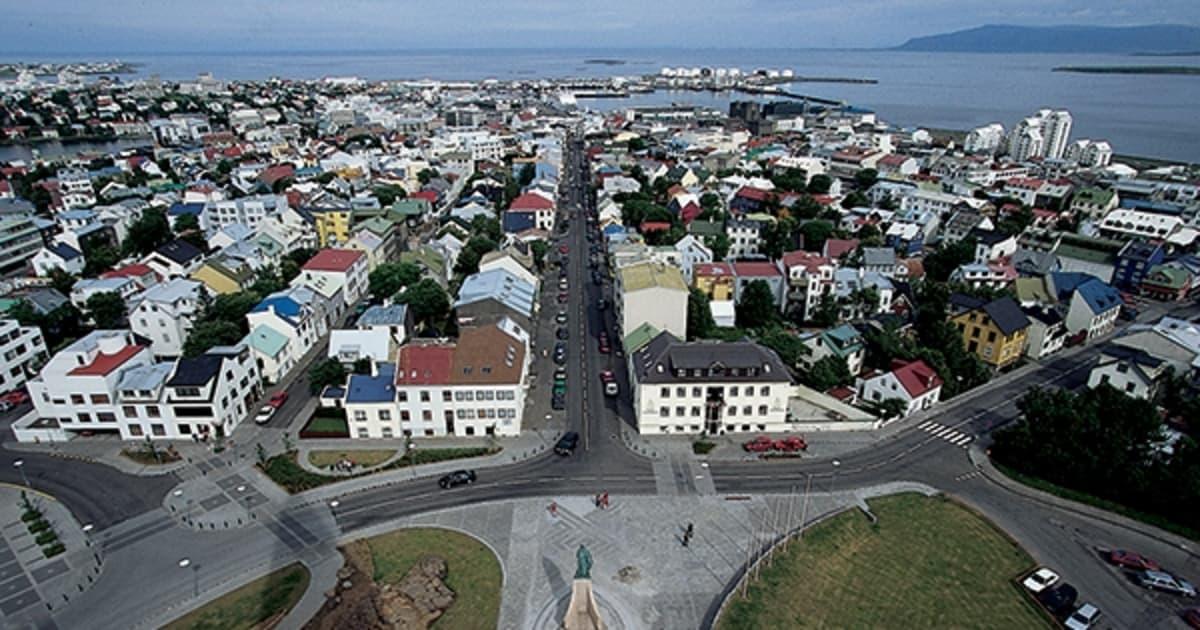 Abflug Reykjavik