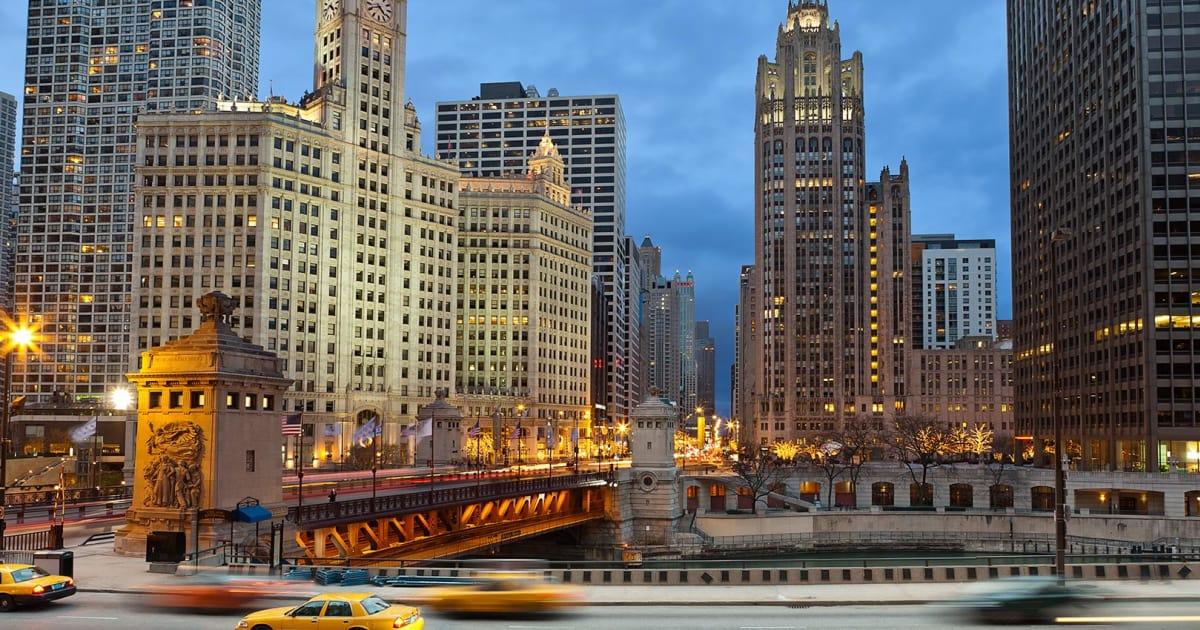 frankfurt chicago flüge